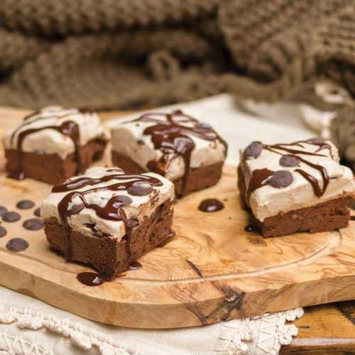 Ketogene Rezepte, Keto-Kuchen & mehr